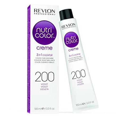 Revlon Nutri Color Cream color violeta