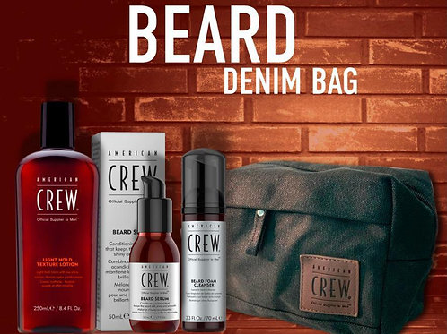 Pack promocional especial barba