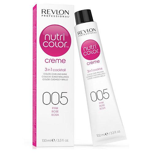 Revlon Nutri Color Cream color rosa