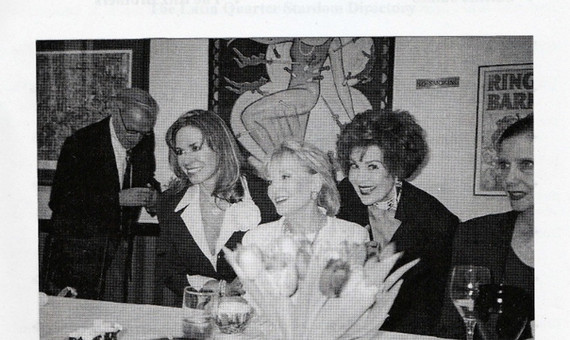 Barbara Walters takes us to lunch!