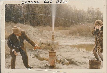 Chatman Gore, Black River_Cromar Gas Ree