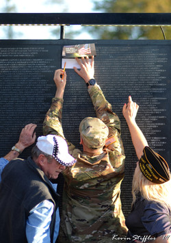 The Wall That Heals - Opening Ceremony -