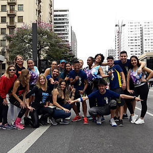Dance Mais na Paulista