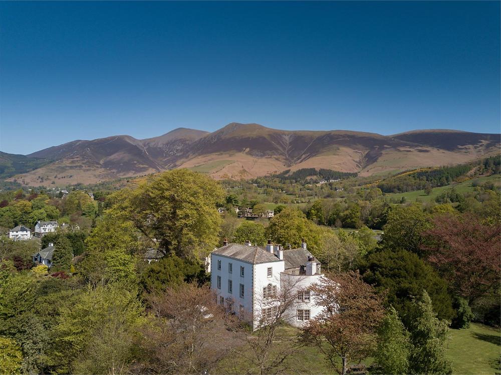 Greta Hall, Keswick. Scalesceugh Hall & Villas, move to Cumbria, move to the Lake District