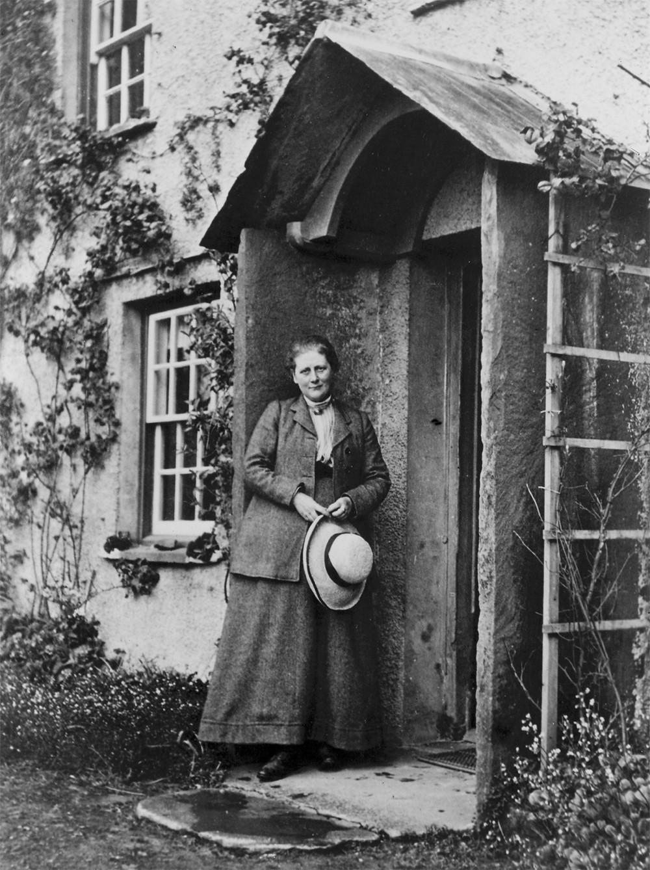 Beatrix Potter, Scalesceugh Hall and Villas, Retire to Cumbria, Retire to the Lake District