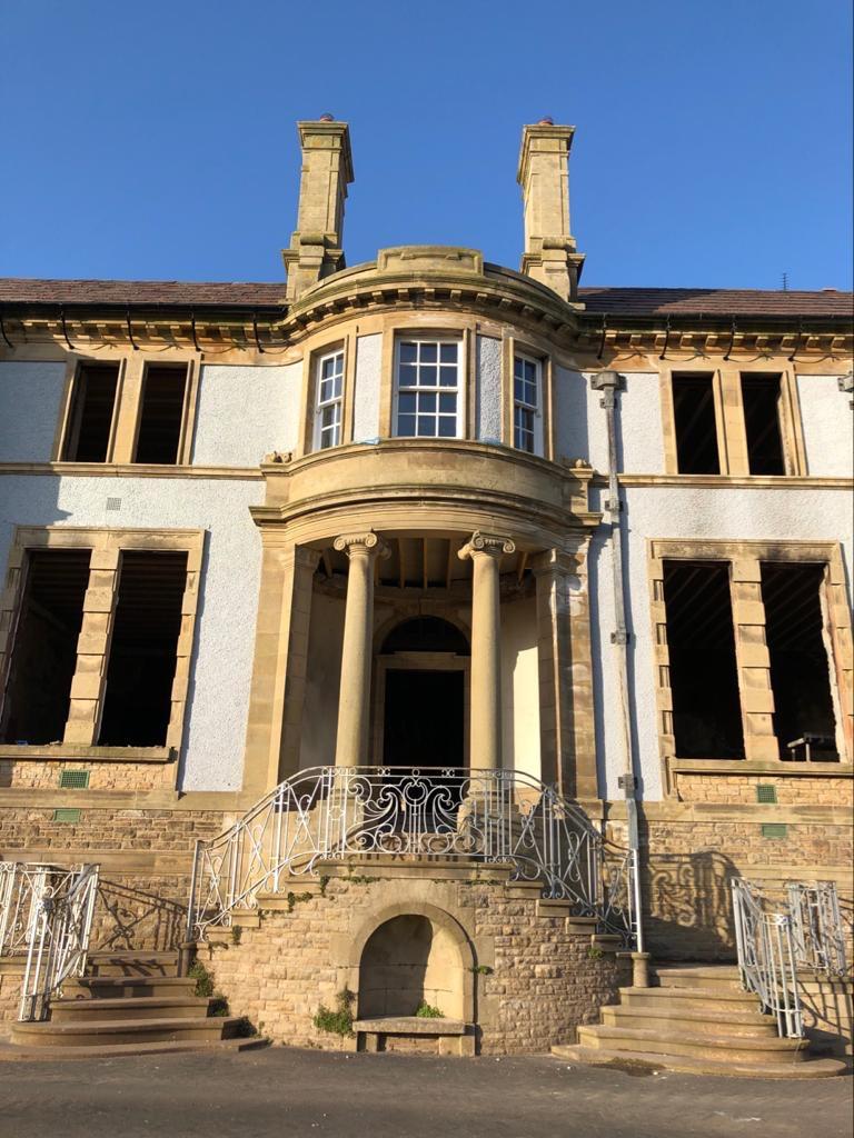 Scalesceugh Hall and Villas restoration