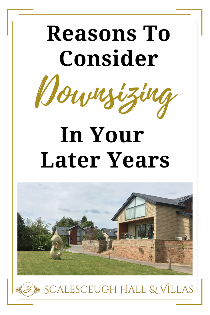 Pinterest, Downsizing, new home, retirement, later years, equity, empty nest, widowed, divorced