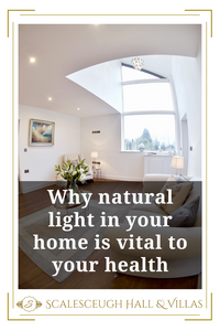 Natural lighting at home, retire to Cumbria, Scandinavian homes, Lake District, windows, Pinterest