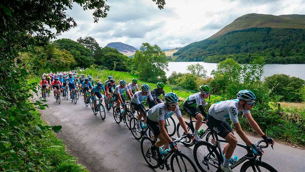Cycling in Cumbria and the Lake District / Scalesceugh Hall & Villas / Award-winning Retirement villas and apartments