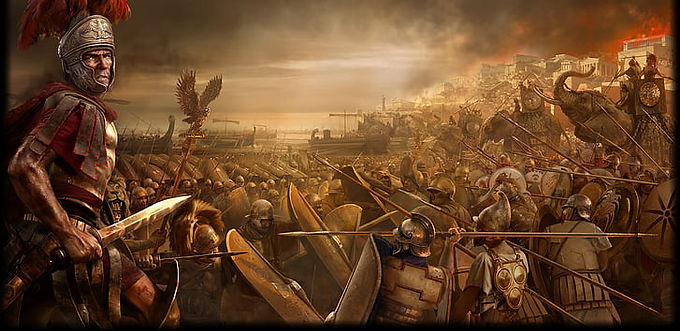 How Scalesceugh played an important role in the Roman empire