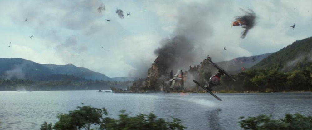 Star Wars: The Force Awakens filmed in Cumbria