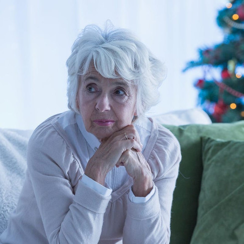 Lonely this Christmas? We've got some friendly advice