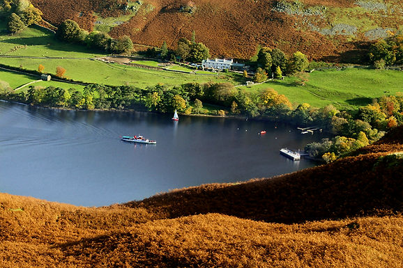 Visit Ullswater, our closest lake and a gem of the National Park