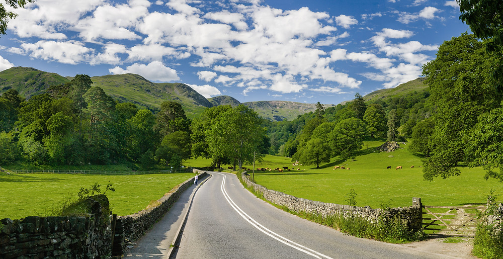 Best place to retire in the UK? Move to Cumbria and The Lake District. Scalesceugh Hall & Villas.
