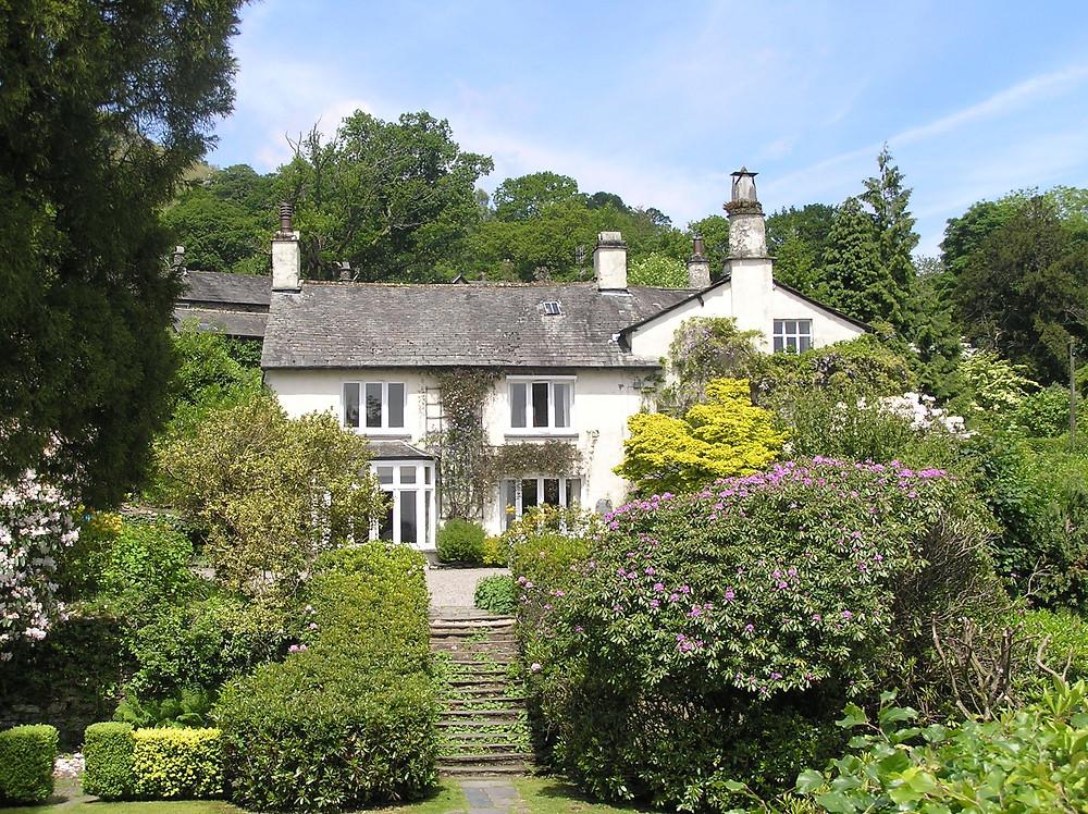 Wordsworth, Dove Cottage, Scalesceugh Hall & Villas, move to the Lake Distruct