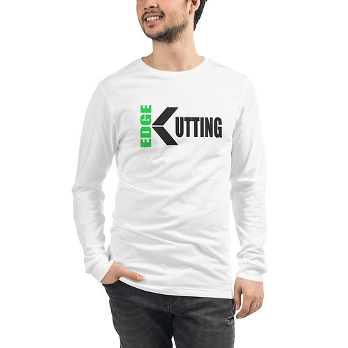 Kutting Edge Unisex Long Sleeve Tee
