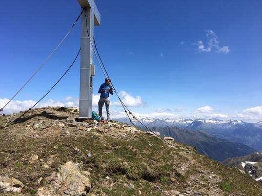 Kreuzeck Gipfel