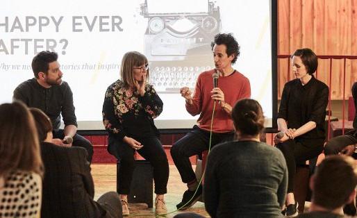 Narativ Storytelling in Peckham at the Change/Maker Forum