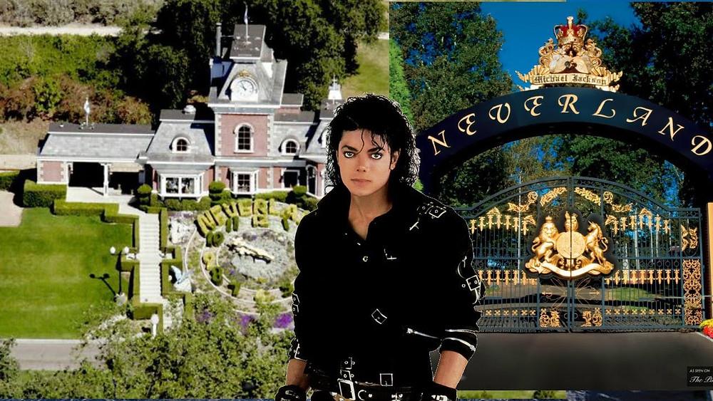 Michael Jackson and his Neverland ranch