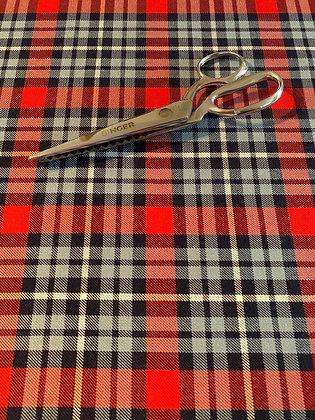 SOLM (Retro Racing) tartan sample