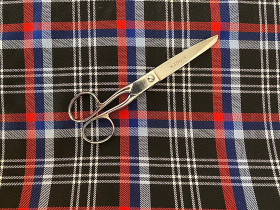 SOLM (Motorsport) tartan sample