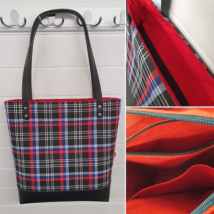 SOLM (Motorsport) Large Tote Bag