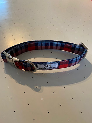 SOLM (Retro Racing) medium dog collar