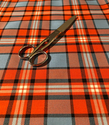 SOLM (Racing Reverse) tartan sample