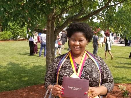 Constance K. Holland Memorial Scholarship Recipient
