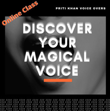 Discover Your Magical Voice