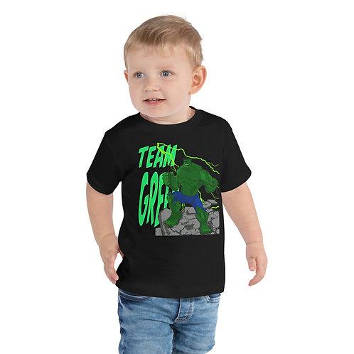 Team Green - Toddler Short Sleeve Tee