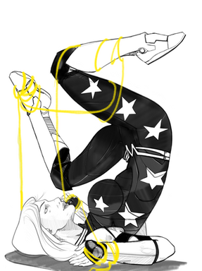 Wonder Girl Donna Troy