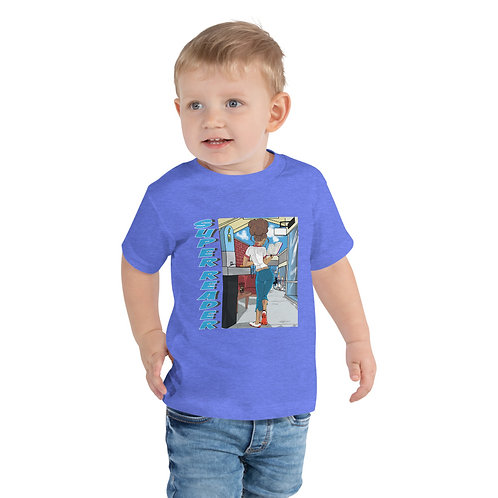 Super Reader - Toddler Short Sleeve Tee