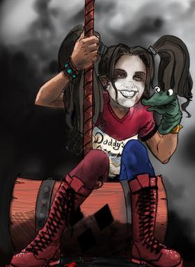Harley Quinn Commision