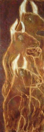 Minotaure en Miroir