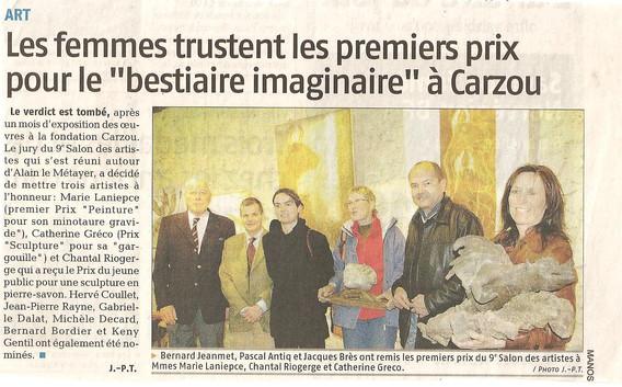 Fondation Carzou Manosque