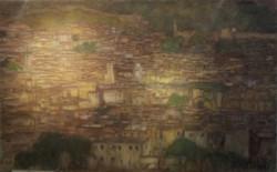 2013, Fès   huile sur toile   200 x 150