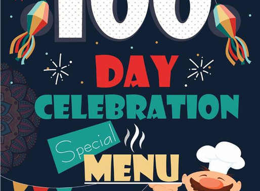 100 th day Celebration