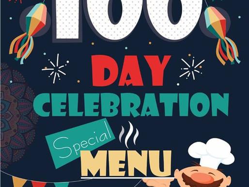 100 th day Celebration