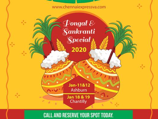 Pongal and Sankranti Special