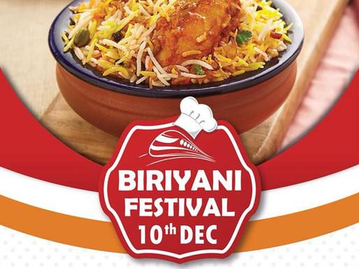 biryani festival (dec 10  2017)