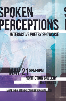 Spoken Perceptions: Interactive Poetry Showcase