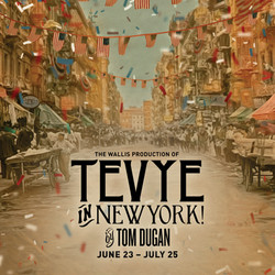 Tevye in New York!