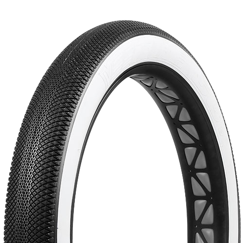 White Wall 20x4 (Vee Tire)