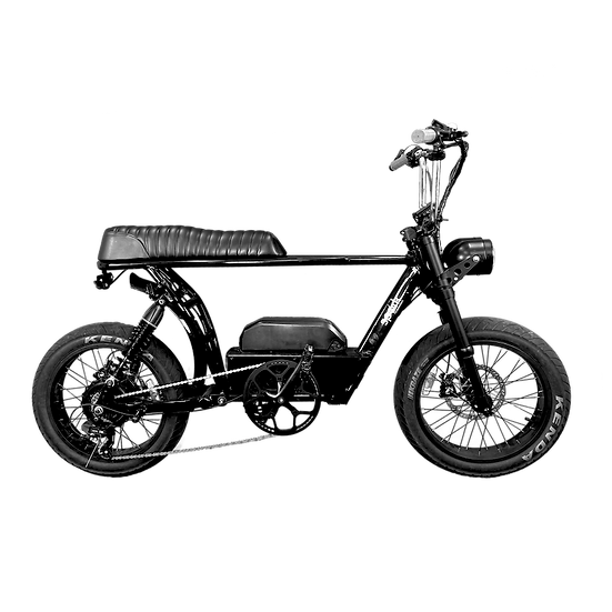 Bandit Moped (Black)