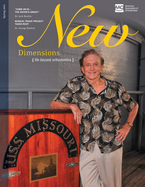 American Association of Orthodontists New Dimensions Magazine