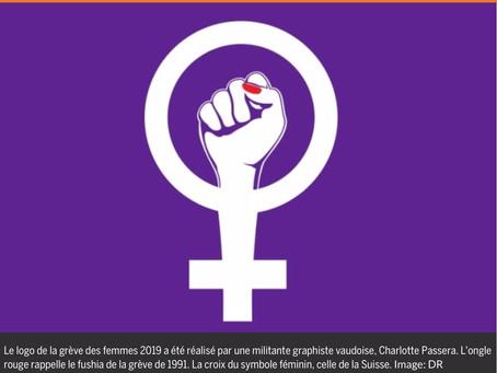 Ce 14 janvier les femmes Suisse lancent leur manifeste pour la grève du 14 juin!
