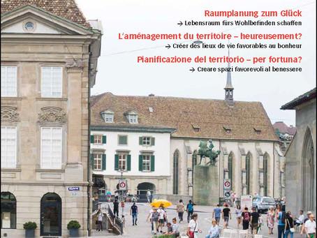 Publication Forum du développement territorial