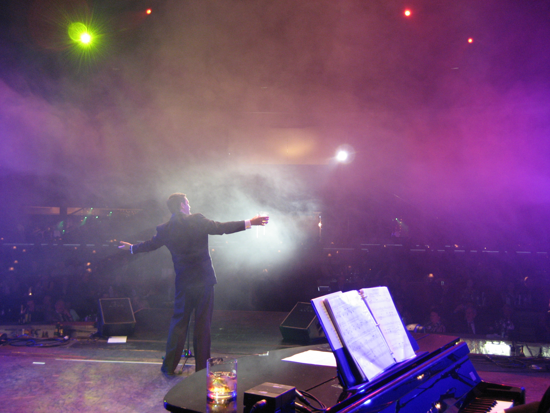 Derek Live at Magna Racino