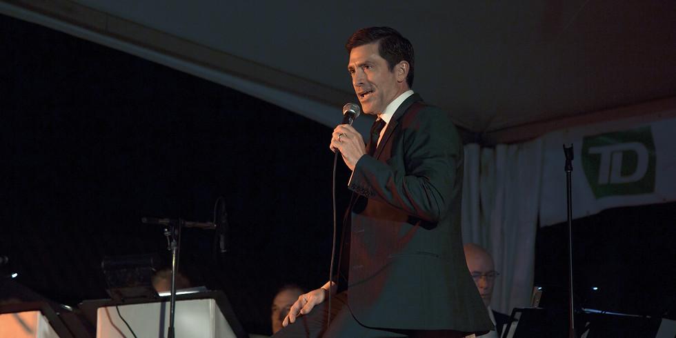 EVENT CANCELLED: Derek at Upper Canada Playhouse